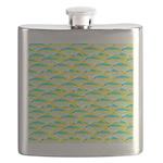 School of yellowtail snapper 1 Flask