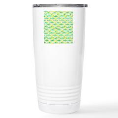 School of yellowtail snapper 1 Travel Mug