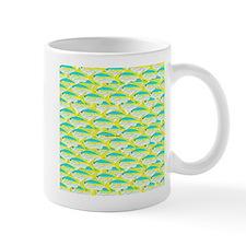 School of yellowtail snapper 1 Mug