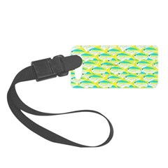 School of yellowtail snapper 1 Luggage Tag