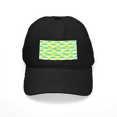 School of yellowtail snapper 1 Baseball Hat