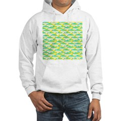 School of yellowtail snapper 1 Hoodie