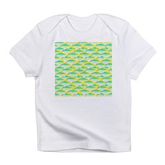 School of yellowtail snapper 1 Infant T-Shirt