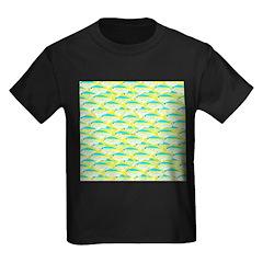 School of yellowtail snapper 1 T-Shirt