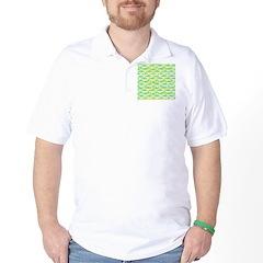 School of yellowtail snapper 1 Golf Shirt