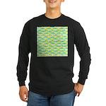 School of yellowtail snapper 1 Long Sleeve T-Shirt
