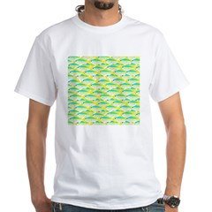 School of yellowtail snapper 1 T-Shirt