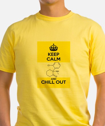 Keep Calm and Chill Out Ketamine T-Shirt