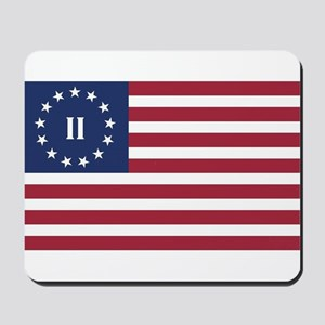 Flag of the Second American Revolution Mousepad