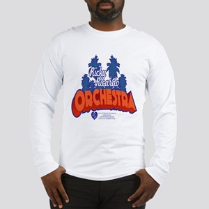 Ricky Ricardo Orchestra Blue Long Sleeve T-Shirt