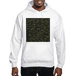Black Bullhead catfish School Pattern f Hoodie