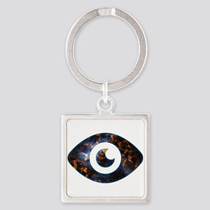 Cosmic Eye Keychains