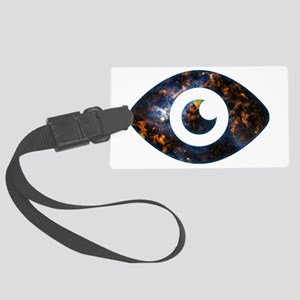 Cosmic Eye Luggage Tag