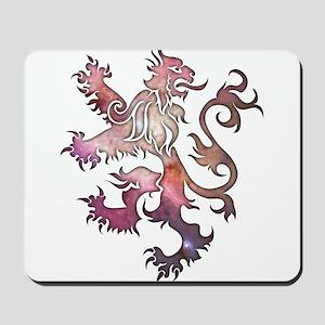 Heraldry Lion Mousepad