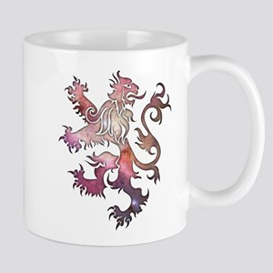 Heraldry Lion Mug