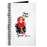 HASH IT OUT WITH JANE Journal