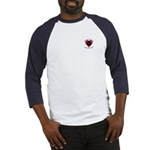 Touch Your Heart (3) Baseball Jersey