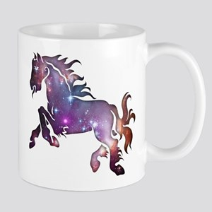 Galaxy Horse Mug