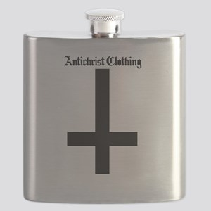 Inverted Cross Flask
