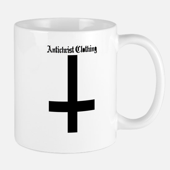 Inverted Cross Mug