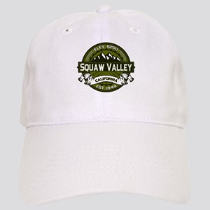 Squaw Valley Olive Cap