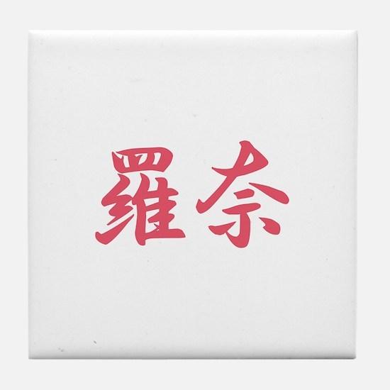 Lana____Rana______063L Tile Coaster