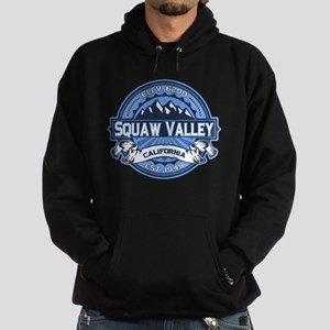 Squaw Valley Blue Hoodie (dark)