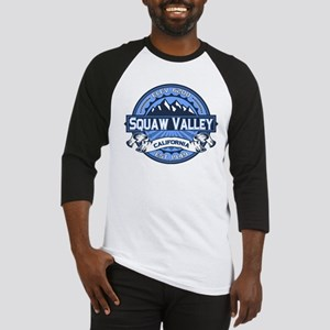 Squaw Valley Blue Baseball Jersey