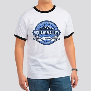 Squaw Valley Blue Ringer T