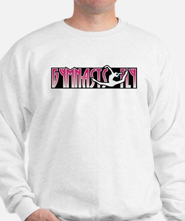 Gymnasts Fly Sweater