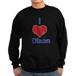 I Heart Dixon 01 Sweatshirt