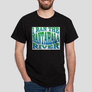 Nantahala River Ash Grey T-Shirt