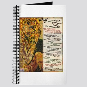 Walk Poem Journal