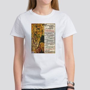 Walk Poem Women's T-Shirt