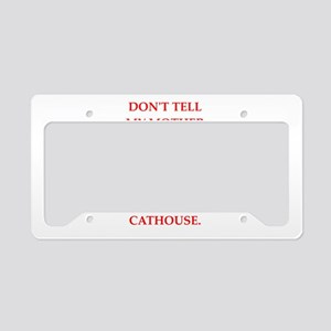 drone License Plate Holder