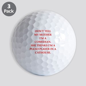 comedian Golf Ball
