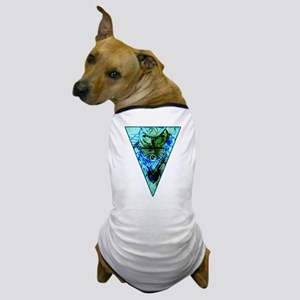 Triangle Owl Dog T-Shirt