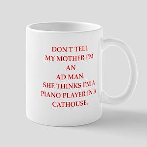 ad man Mug