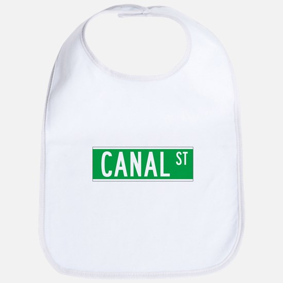 Canal St., New York - USA Bib