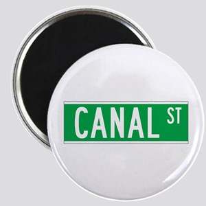 Canal St., New York - USA Magnet