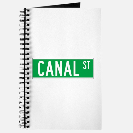 Canal St., New York - USA Journal