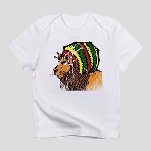 Jah King Vintage Infant T-Shirt