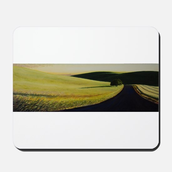 road to moscow Mousepad