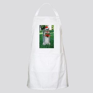 Christmas Squirrel Apron