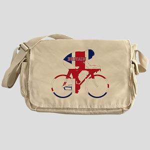 Britain Cycling Messenger Bag