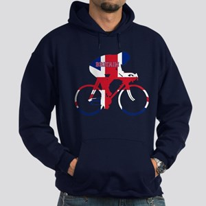 Britain Cycling Hoodie (dark)