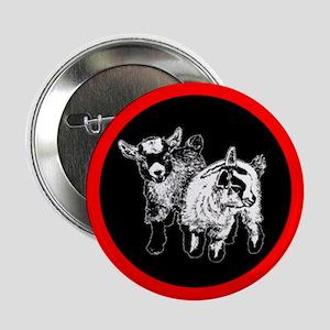 Goat Pygmy Kids Button