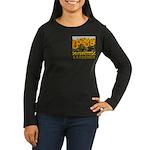 Extreme Gardener Women's Long Sleeve Dark T-Shirt