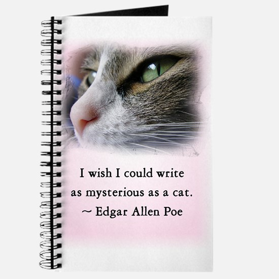 Poe's Cat Journal