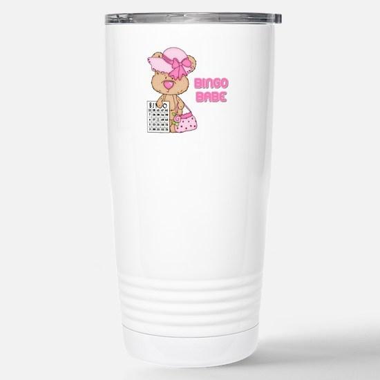 BINGO BABE Travel Mug
